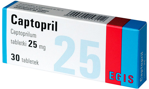 Captopril